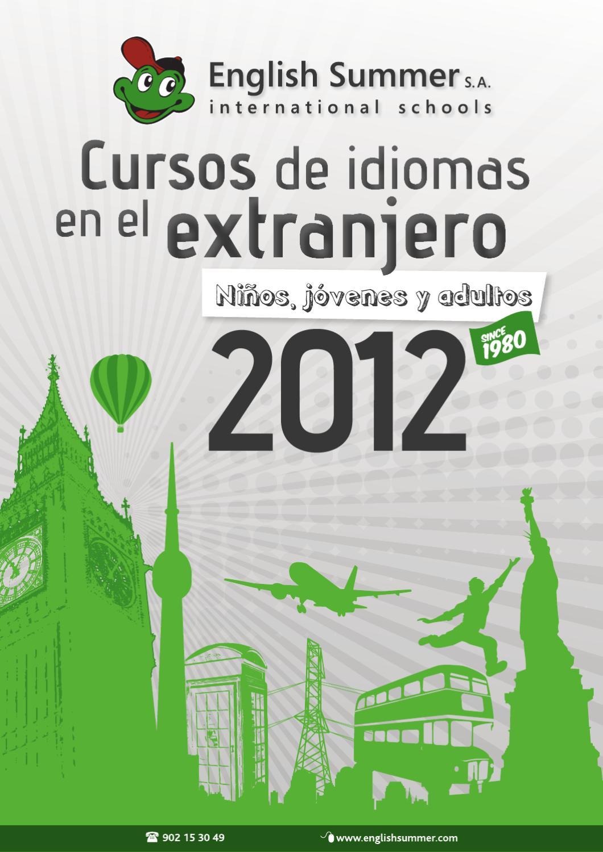 Cursos de idiomas en el extranjero 2012 by english summer for Profesores en el extranjero