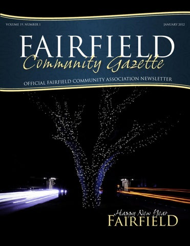 Fairfield - January 2012 by Peel, Inc  - issuu