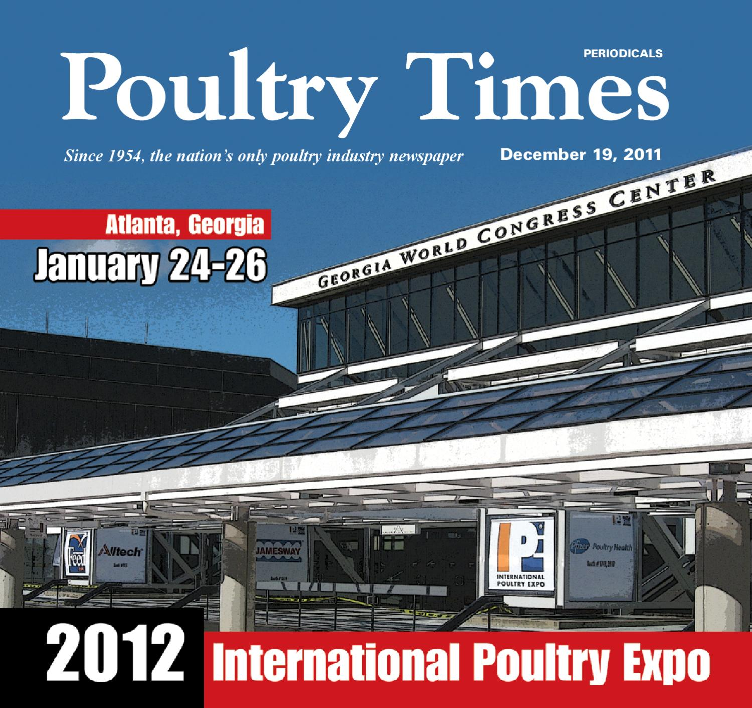 Poultry Times December 19 Issue by The Times - issuu