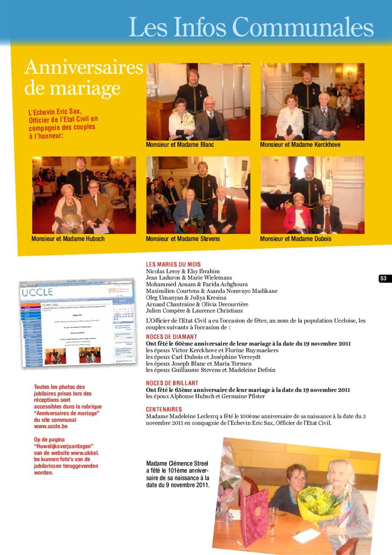 Wolvendael Magazine N 575 Janvier By Centre Culturel D