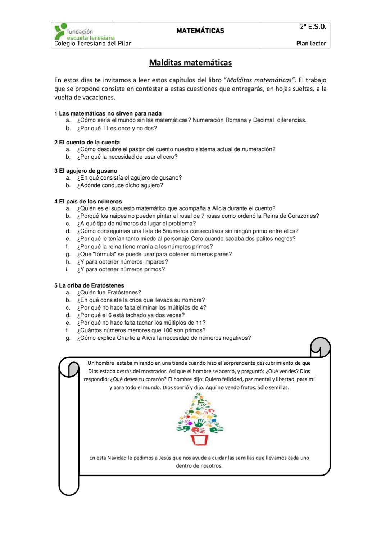 Magnífico De Vuelta A Las Hojas De Trabajo De Matemáticas De La ...