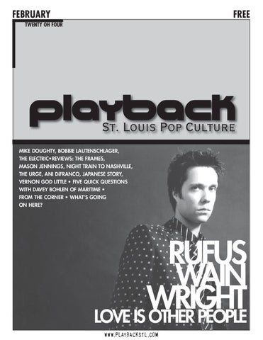 8e62ee81c11 PLAYBACK St. Louis Pop Culture by PLAYBACK:stl - issuu