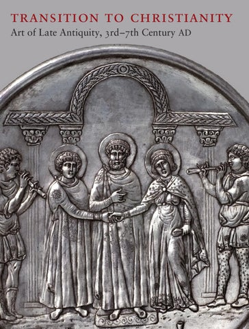 1f8d286c7b5 Transition to Christianity  Art of Late Antiquity