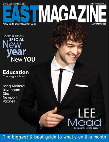 f28adddba47 East Magazine January 2012 by Thompson Media Partners Ltd - issuu