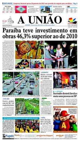 Jornal A UNIÃO by Jornal A União - issuu 00647e7b22780