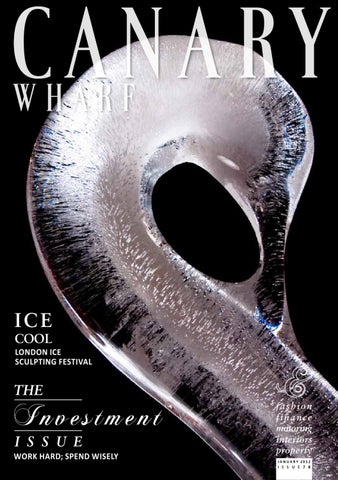 891aed642b3 Canary Wharf Magazine January 2012 by Runwild Media Group - issuu