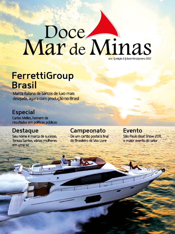 442fc29071c Doce Mar de Minas - Ed 06 Dez Janeiro 2012 - FerrettiGroup Brasil by Doce  Mar de Minas - issuu