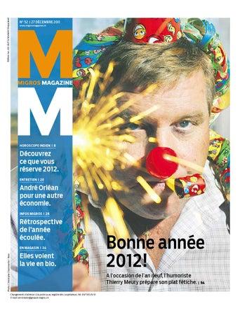 Migros Magazin 52 2011 f BL by Migros-Genossenschafts-Bund - issuu 41d9274879af