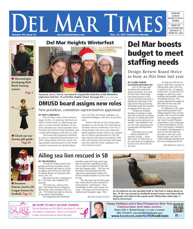 925f92038af 12-22-2011 Del Mar Times by MainStreet Media - issuu