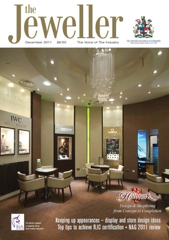 9496b2206f3ff Canadian Jeweller Magazine - September October 2011 by Canadian Jeweller  Magazine - issuu