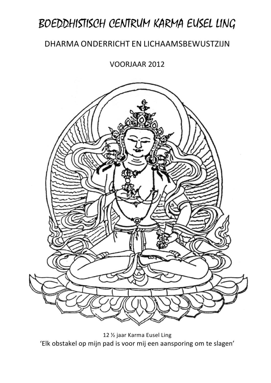 programma karma eusel ling voorjaar 2012 by guus van der