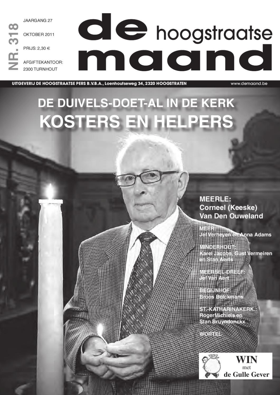 3c2d413e8f93ce oktober 2011 - De Hoogstraatse Maand by De Hoogstraatse Maand - issuu