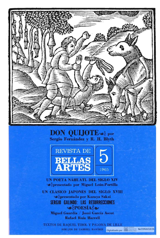 Revista de bellas artes n m 5 septiembre octubre de - Se puede empapelar sobre gotele ...