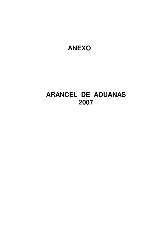 Arancel by jairo castro - issuu