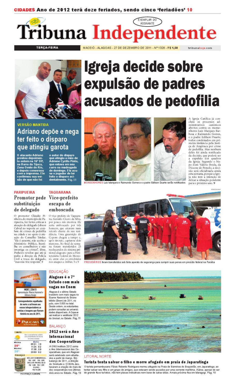 5e9ed89c6 Edição número 1328 27 de dezembro de 2011 by Tribuna Hoje - issuu
