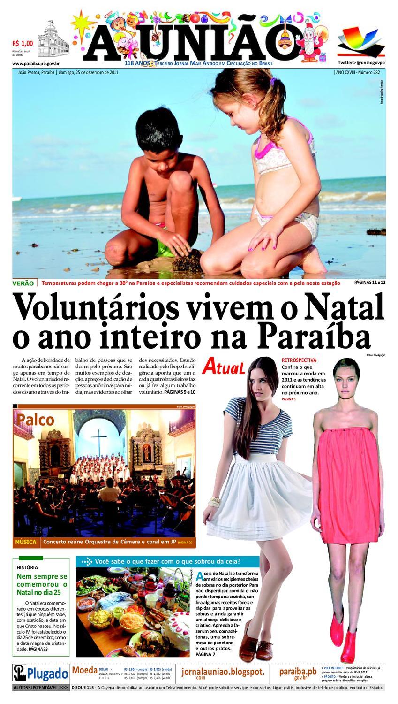 Jornal A UNIÃO by Jornal A União - issuu dad4d63090