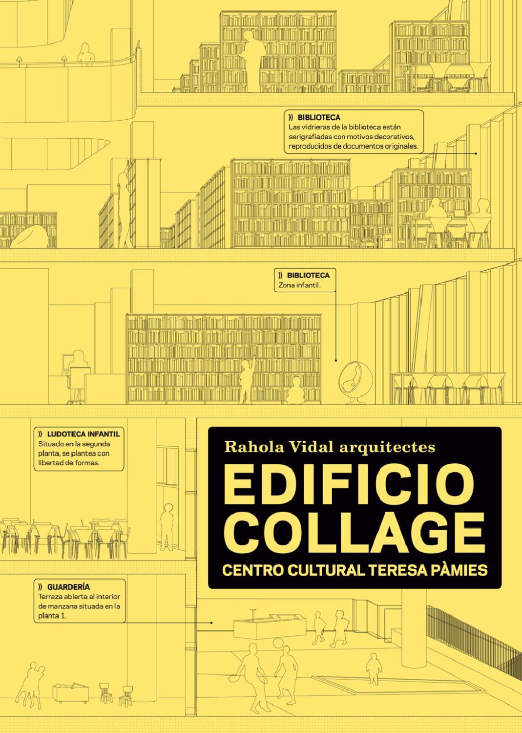 Edificio Collage by Actar Publishers - issuu