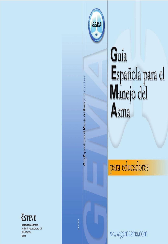 GUÍA ESPAÑOLA PARA EL MANEJO DEL ASMA PARA EDUCADORES by SEPAR - issuu
