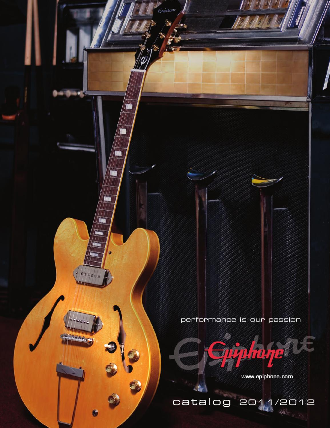 epiphone guitars available from ziva guitars by suzanne ritter issuu. Black Bedroom Furniture Sets. Home Design Ideas