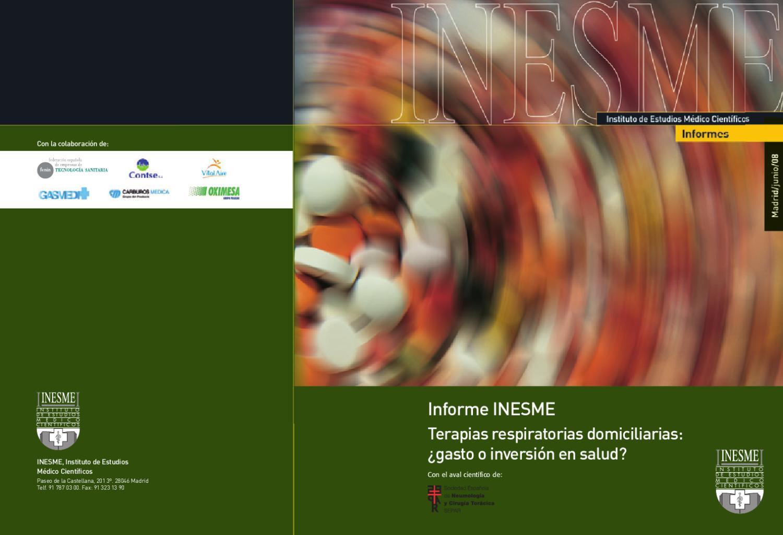 Informe INESME by SEPAR - issuu