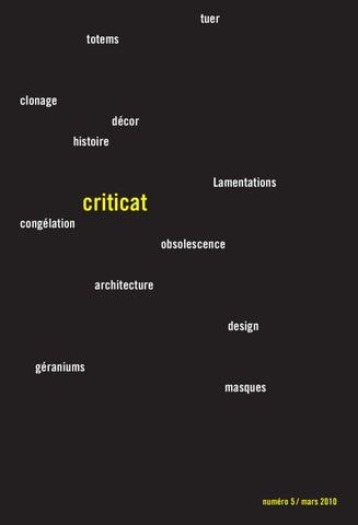 criticat05 by Criticat - issuu d66418f6180