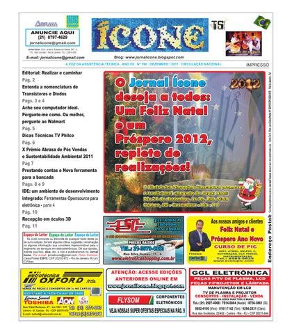 74c771ce4b Jornal Ícone - Edição 190 - Dezembro 2011 by Jornal Ícone - issuu