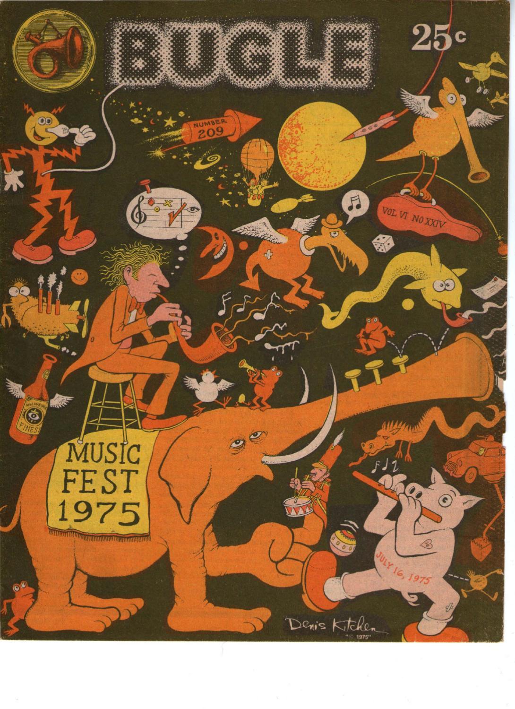 Bugle Magazine by Studio CTS - issuu