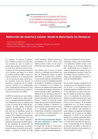 Page 7 of DISTINTAS VISIONES SOBRE PREVENCIÓN EN DIABETES