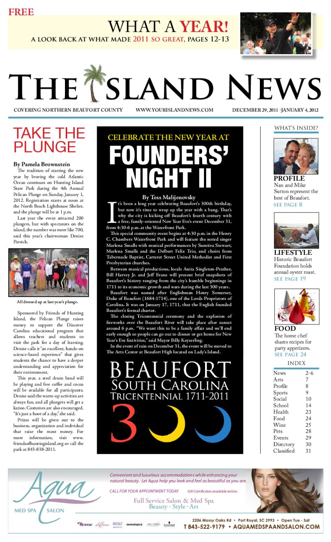 beaufort sc news online