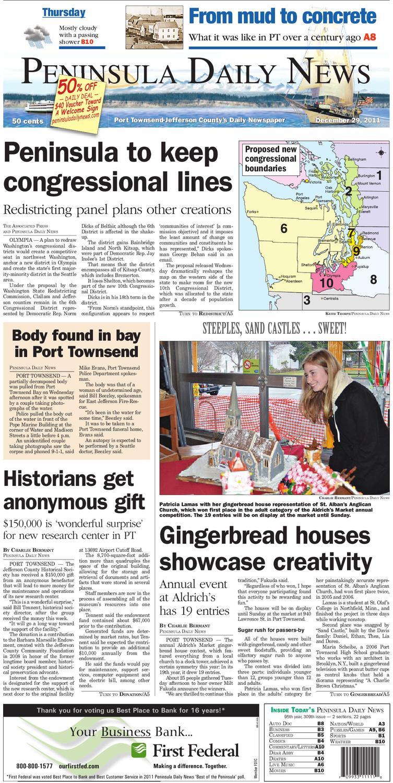 PDN20111229j By Peninsula Daily News Sequim Gazette