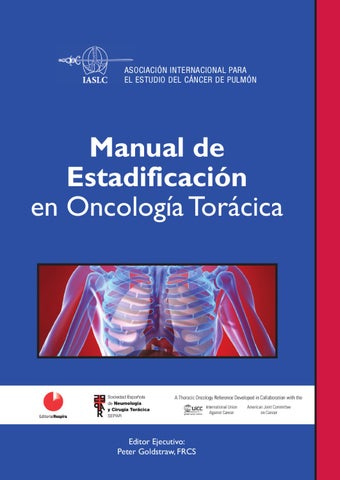 Manual de estadificación en Oncología Torácica by SEPAR - issuu