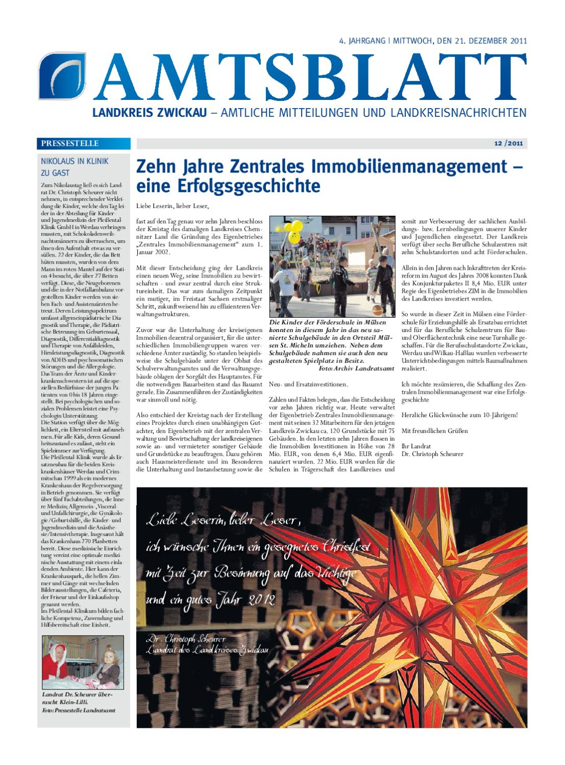 20111221_Amtsblatt_LKZ_H by Page Pro Media GmbH - issuu