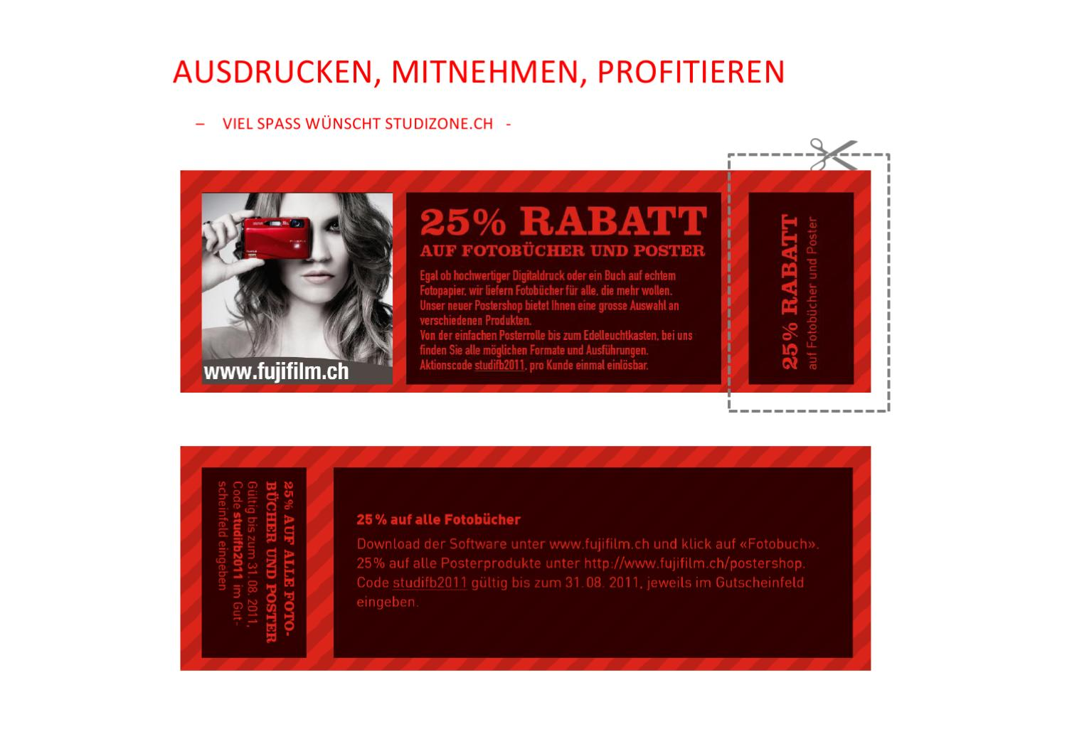 /fujifilm_rabatt-coupons by Marcel Wehrle - Issuu