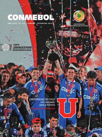 65091be187 Revista Conmebol Nº 129 - ene feb 2012 - español portugués by ...