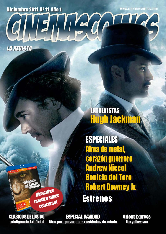 bb6b240a8 Cinemascomics  La revista nº 11 by Carlos Gallego - issuu