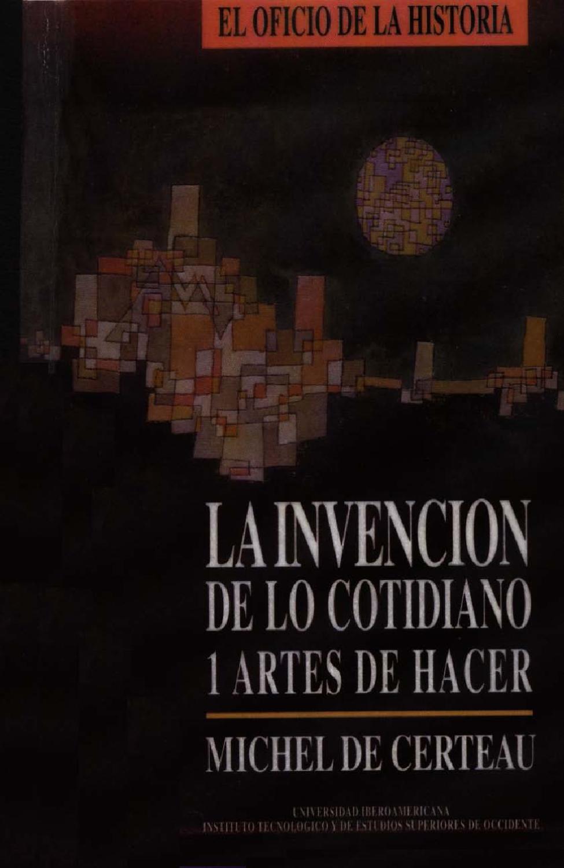 LA INVENCIÓN DE LO COTIDIANO by María Moldes - issuu