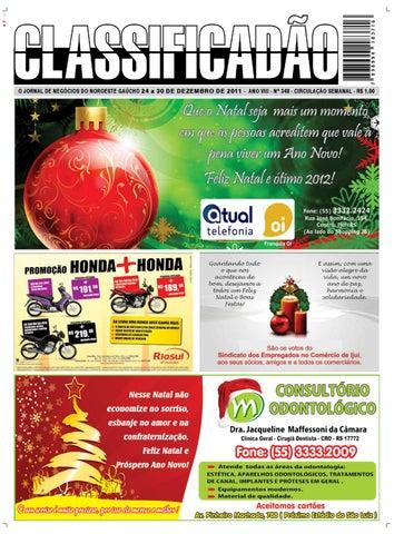 fbee281b36 Jornal classificadão -Edição 348 by Jornal Classificadão - issuu