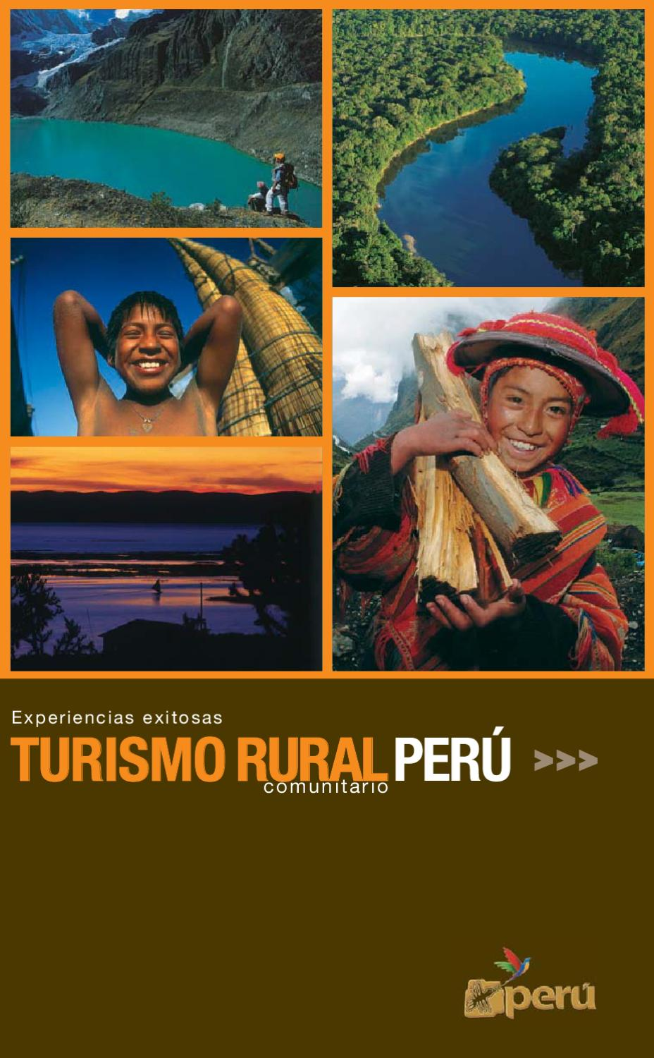 Turismo Rural Perú by www.innovaperuconsulting.com - issuu 02e4f71d06c