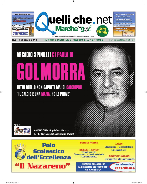 117a3d4006d1 Marche In Gol - n°8 by Mediasport News - issuu
