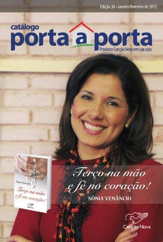 Catálogo Porta A Porta 36 Edição By Porta A Porta Canção Nova Issuu