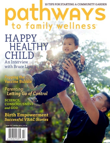 Pathways To Family Wellness Issue 32 By Pathways To Family
