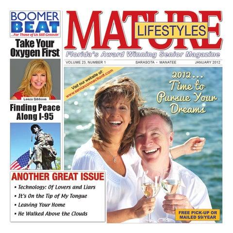 Mature Lifestyles Jan. 2012 Sarasota/Manatee edition