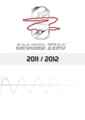 Ground Zero GZTC 130 13 cm Komposystem 260 Watt