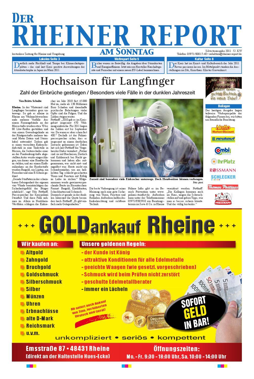 KW52-2011 by Rheiner Report GmbH - issuu