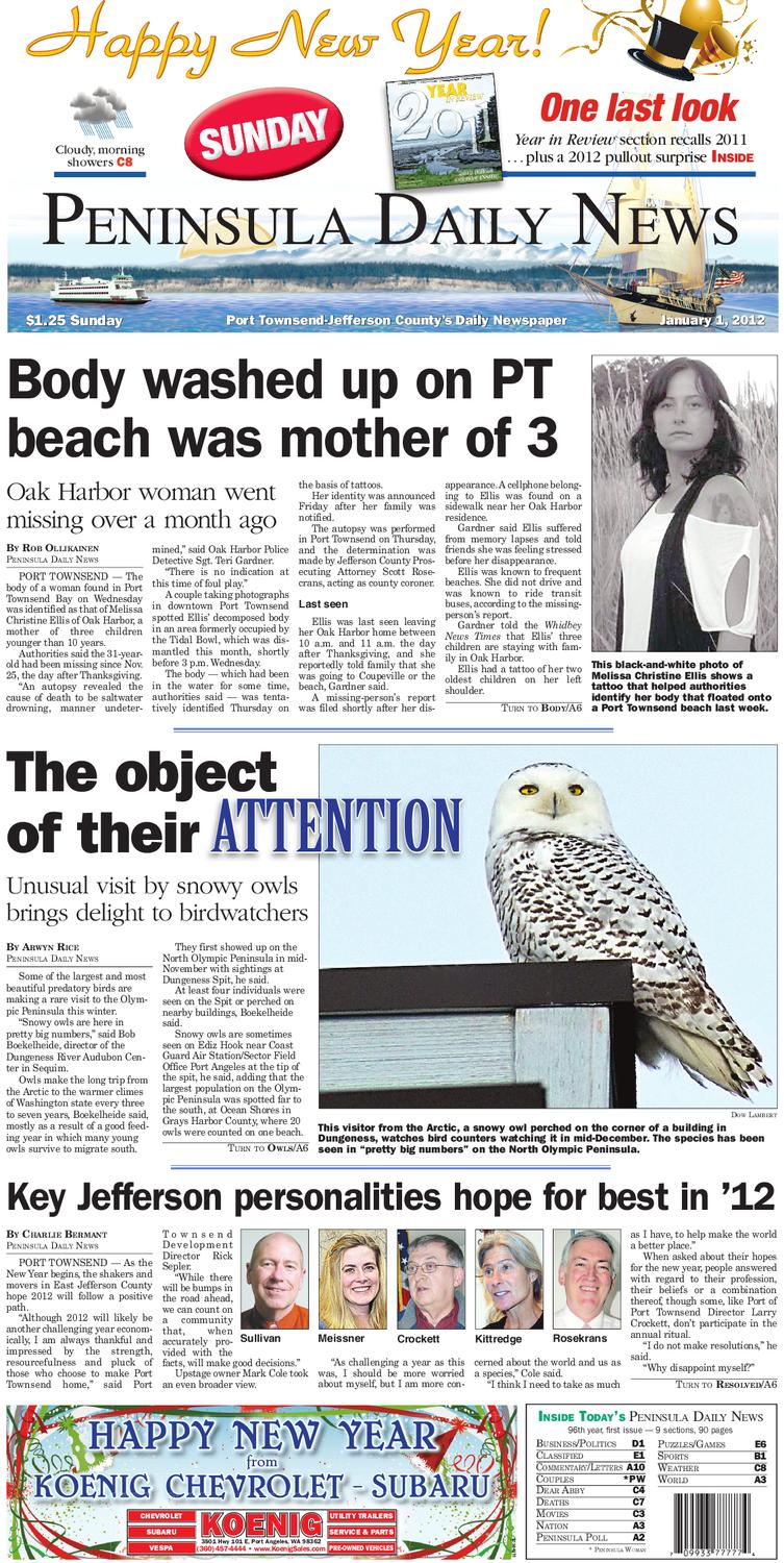 e788af97aedf PDN010112j by Peninsula Daily News   Sequim Gazette - issuu