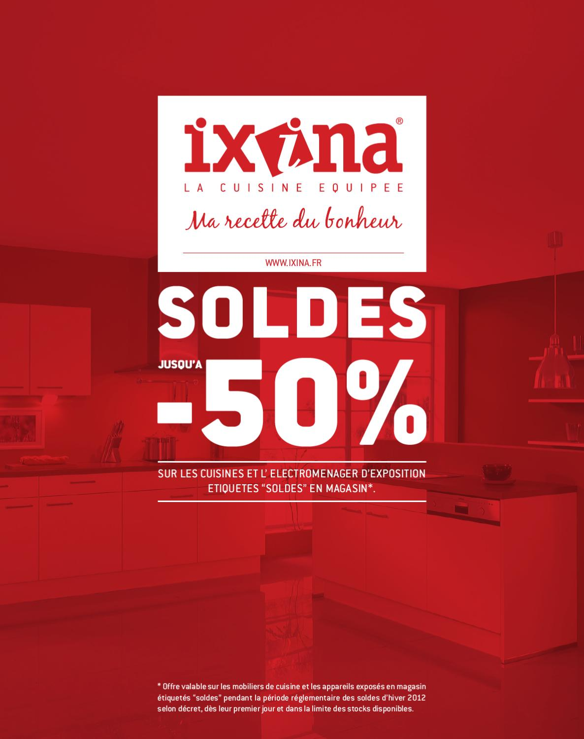 Depliant Janvier 2012 France By Ixina Franchising Issuu