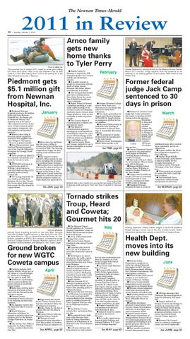 2011 Year In Review by The Times-Herald - issuu