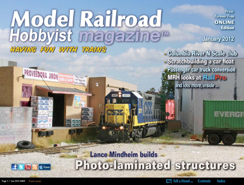 Mrh Jan 2012 Issue 12 01 By Model Railroad Hobbyist Magazine Issuu Leviton Single Pole Lighted Toggle Switch Home Depot Canada Ottawa