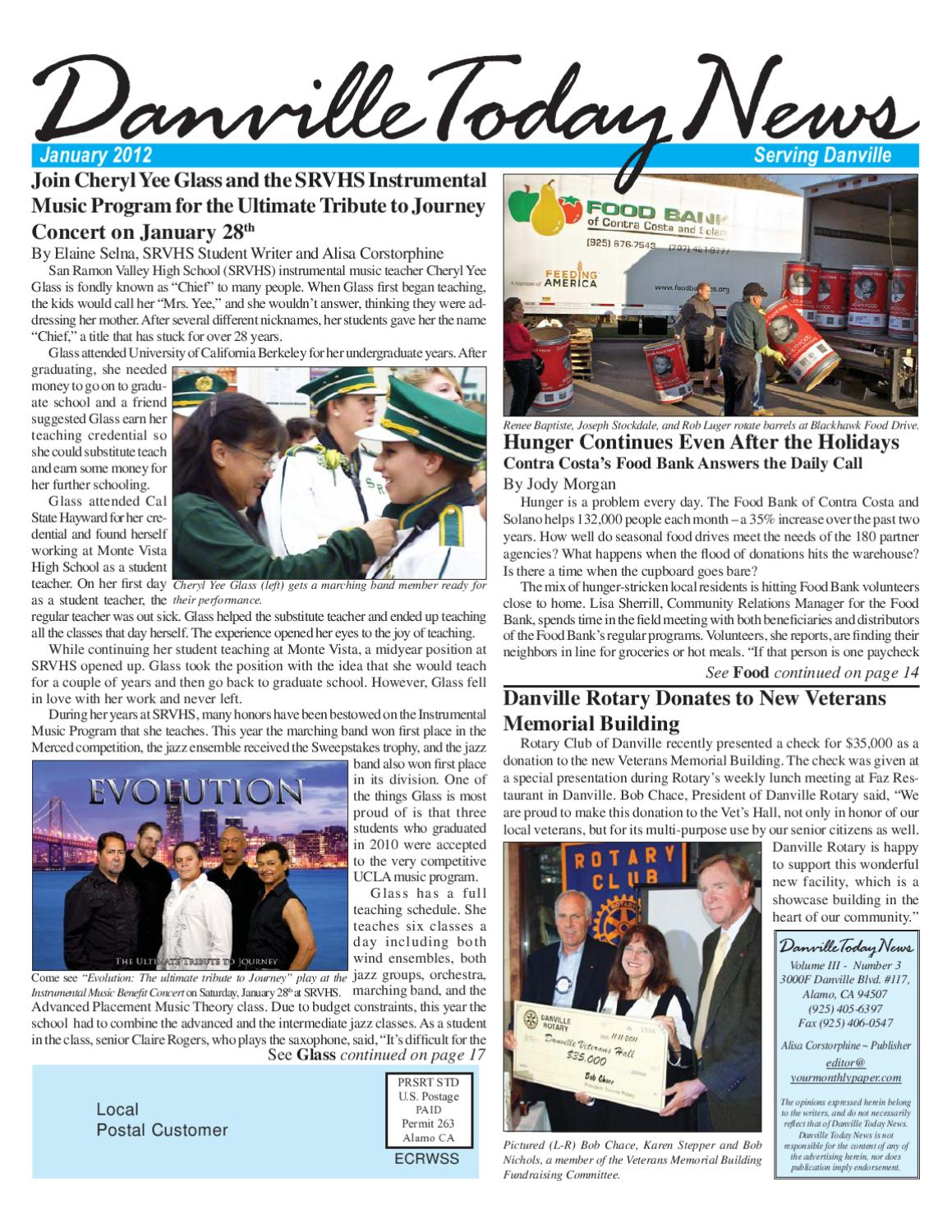Danville Today News, January 2012 by The Editors, Inc - issuu
