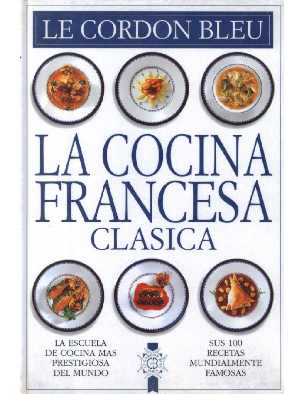 la cocina francesa clasica by sabutos yo issuu